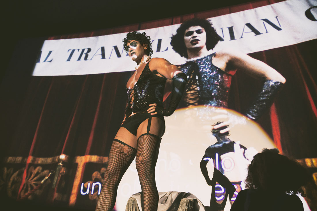 Rocky Horror Picture Show - Cinema Mexico